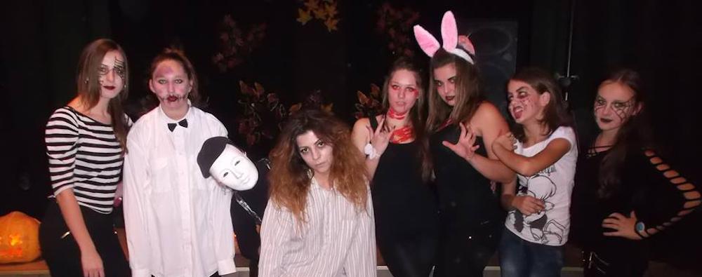 Helovyno vakarėlis